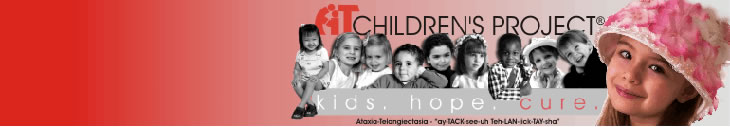 The AT Children's Project can use your support