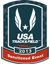 usa track and field logo
